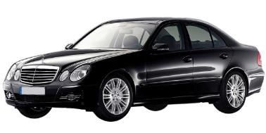 Mercedes-Benz E-Class (W211) 2002-2009 Sedan TPE Boot Liner