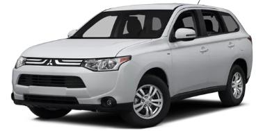 Mitsubishi Outlander XL 2013-Present SUV TPE Boot Liner