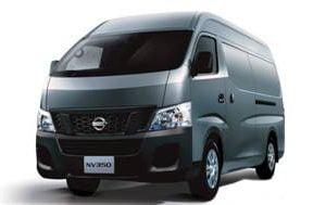 Nissan NV350 Wide Body Panel Van 2014-2017 TPE Floor Liners