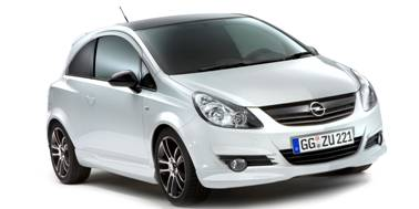 Opel Corsa D 2006-2014 Hatchback TPE Boot Liner