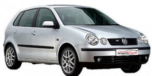 VW Polo IV Hatchback 2002-2009 TPE Boot Liner