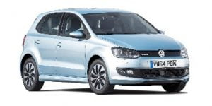 VW Polo V Hatchback 2009-2018 Bottom TPE Boot Liner