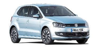VW Polo V Hatchback 2009-2018 Top TPE Boot Liner