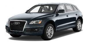 Audi Q5 2009-2016 TPE Boot Liner