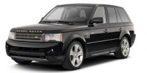 Land Rover Range Rover Sport 2005-2012 TPE Boot Liner