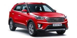 Hyundai Creta 2015-Present TPE Floor Liners