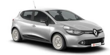 Renault Clio 4 2012-Present Hatchback TPE Boot Liner