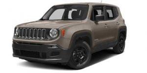 Jeep Renegade 2015-Present TPE Boot Liner