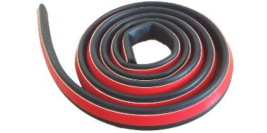 TONNEAU Seal - Tailgate Dust Sealing Kit