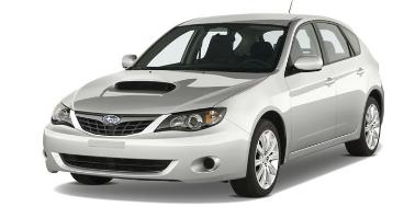 Subaru Impreza 2008-Present Hatchback TPE Boot Liner