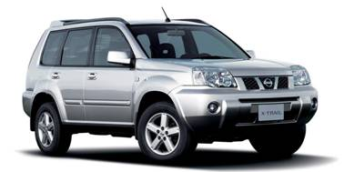 Nissan X-Trail (T30) 2001-2007 SUV TPE Boot Liner