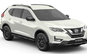 Nissan X-Trail (T32) 2015-Present 5-seater TPE Boot Liner