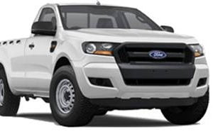 Ford Ranger T6 S/C 2011- Present TPE Floor Liners