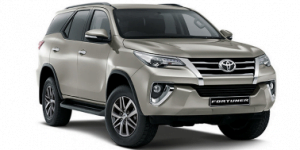 Toyota Fortuner 2006-Present TPE Boot Liner (BEIGE)