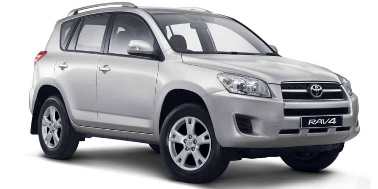 Toyota RAV4 ACA21W JDM 2005-2012 SUV TPE Boot Liner