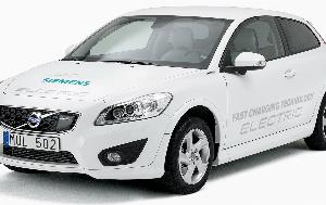 Volvo C30 2006-2013 Hatchback TPE Boot Liner