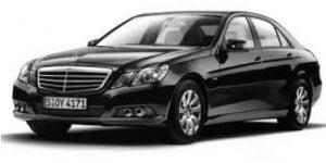 Mercedes-Benz E-Class (W212) Avantgard 2009-2016 TPE Boot Liner