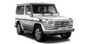 Mercedes-Benz G-Class (W463) 1990-Present TPE Boot Liner