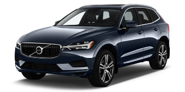 Volvo XC60 2017-present SUV TPE Boot Liner