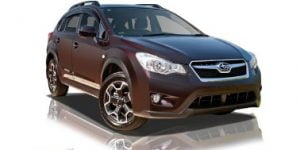 Subaru XV 2012-Present SUV TPE Boot Liner